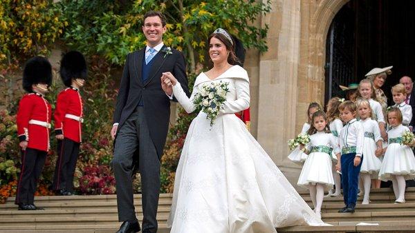 Мать принцессы Евгении рассказала о брачной ночи дочери – СМИ