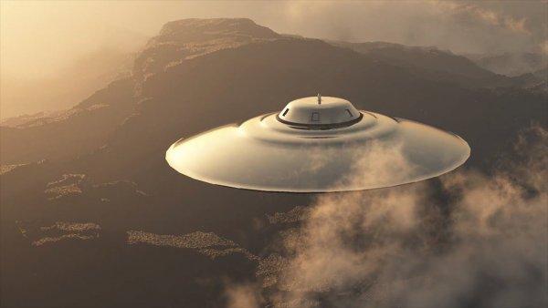 Жители Нэшвилла запечатлели в небе сразу несколько НЛО