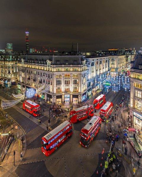 В 2019 году в общественном транспорте Лондона запретят рекламу вредной пищи