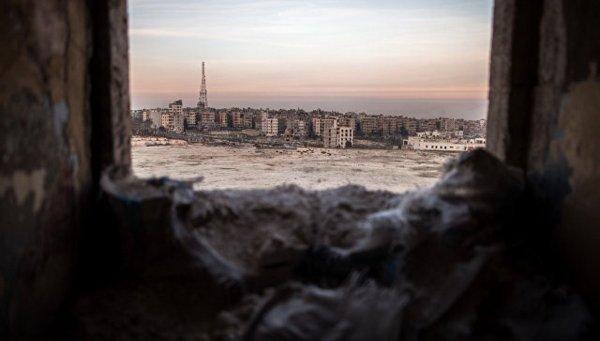 Обстрел в Алеппо: более 100 пострадавших