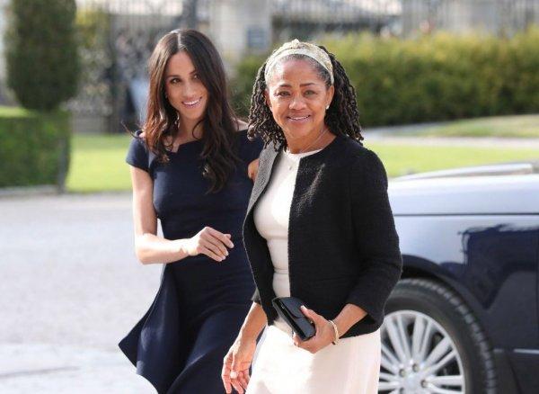 «Бесплатная няня!»: Мать Меган Маркл будет жить вместе с дочерью и принцем Гарри – СМИ