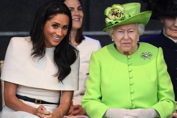 Королева Елизавета II считает вульгарным слово «беременность» - СМИ