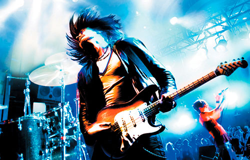 Лучшая рок-музыка в одном месте