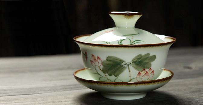 Гайвань: отличная посуда с уникальной историей для вашего дома