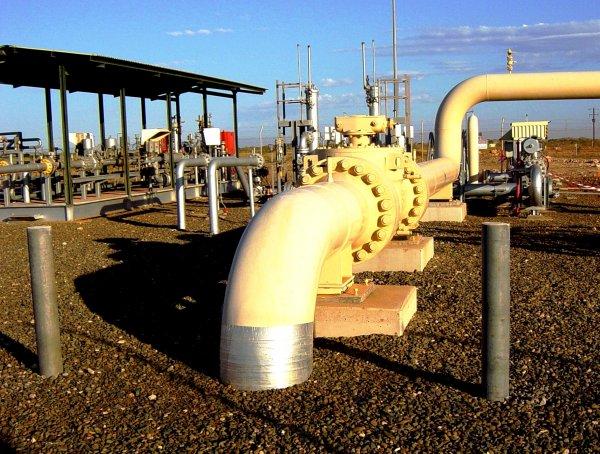 Украина намерена экспортировать газ