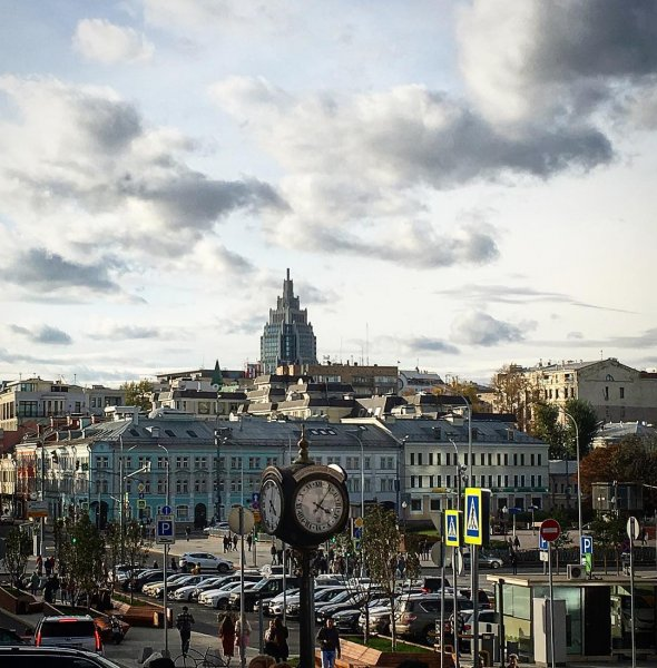 CNN признал Москву лучшим местом для осенних путешествий
