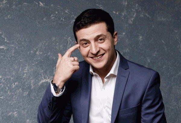Комик Зеленский вступился за СМИ, послав украинских депутатов