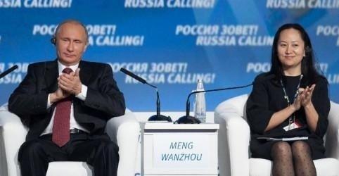 Китай: Арест финансового директора Huawei нарушает права человека