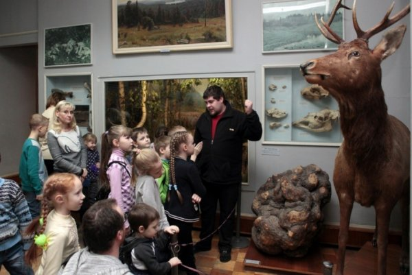 «Музеи – детям»: Более 90 экспозиций Москвы бесплатно посетили 100 тыс. школьников