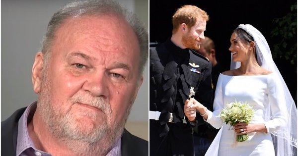 «Я не узнаю этого человека»: Отец Меган Маркл назвал дочь «требовательным маньяком контроля»