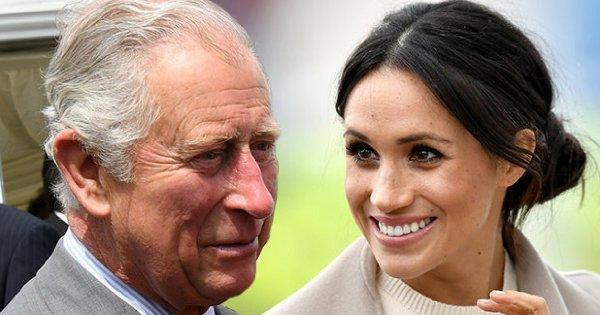 Принц Чарльз поможет Меган Маркл выжить Кейт Миддлтон из дворца – СМИ