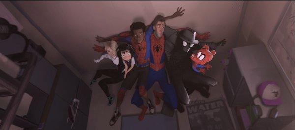 Чернокожий Человек-паук лидирует в прокате