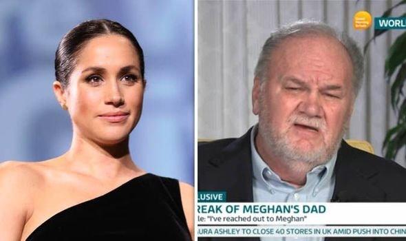 «Отца не видела 7 месяцев»: Беременная Меган Маркл посетит дом престарелых - источник