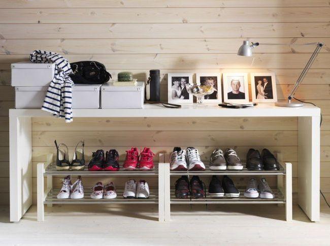 Практичные хозяйки выбирают полки для обуви от компании plastic-shop.in.ua