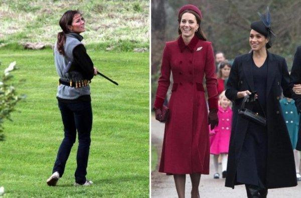 «Назло Меган!»: Кейт Миддлтон вместе с принцами отправилась на охоту – СМИ