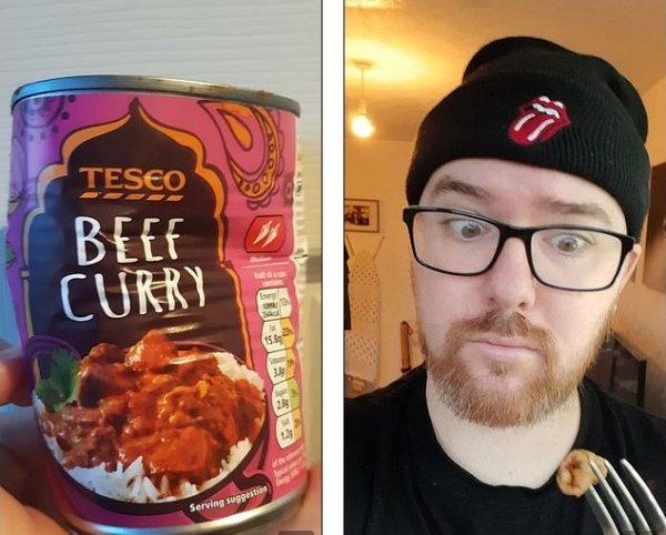«Кошачий анус» в мясной консерве попался жителю Великобритании – СМИ