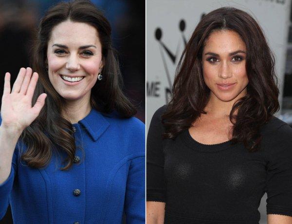 Меган Маркл не хочет, чтобы Кейт Миддлтон становилась королевой – дворецкий