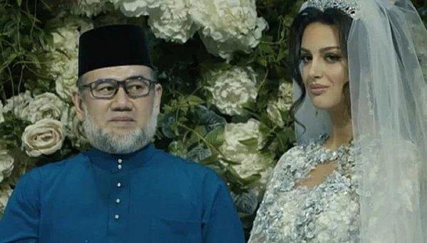 «Мисс Москва» и отрекшийся от престола король Малайзии ждут ребенка