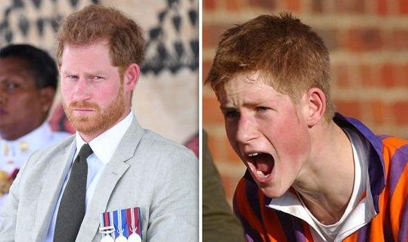 Биограф: Принц Гарри в 16 лет увлекался алкоголем и марихуаной