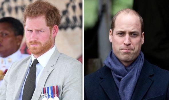 СМИ: Королева Елизавета приказала принцам Уильяму и Гарри помириться