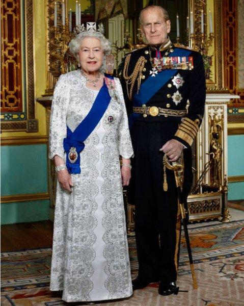 Эксперт рассказал об отношениях Елизаветы II и принца Филиппа
