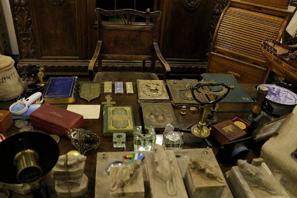 В Ташкенте отыскали клад на миллион долларов