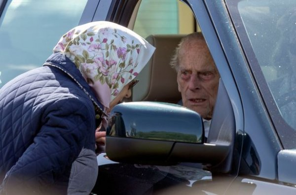 Телохранитель принцессы Дианы хочет посадить принца Филиппа