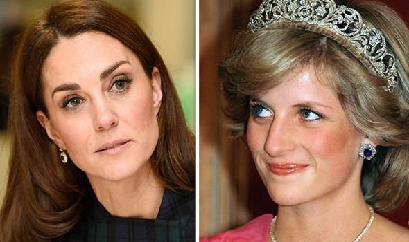 Кейт Миддлтон «выгуляла» одно из любимых украшений принцессы Дианы – СМИ