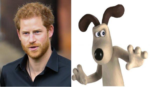 СМИ: Принц Гарри в детстве отзывался на кличку собаки