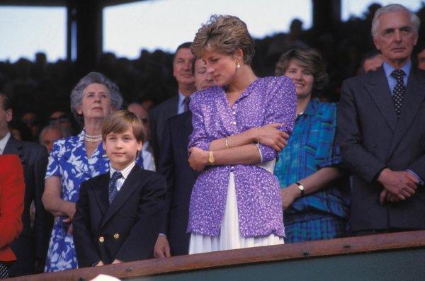 Принц Уильям стыдился любовников своей матери принцессы Дианы – биограф