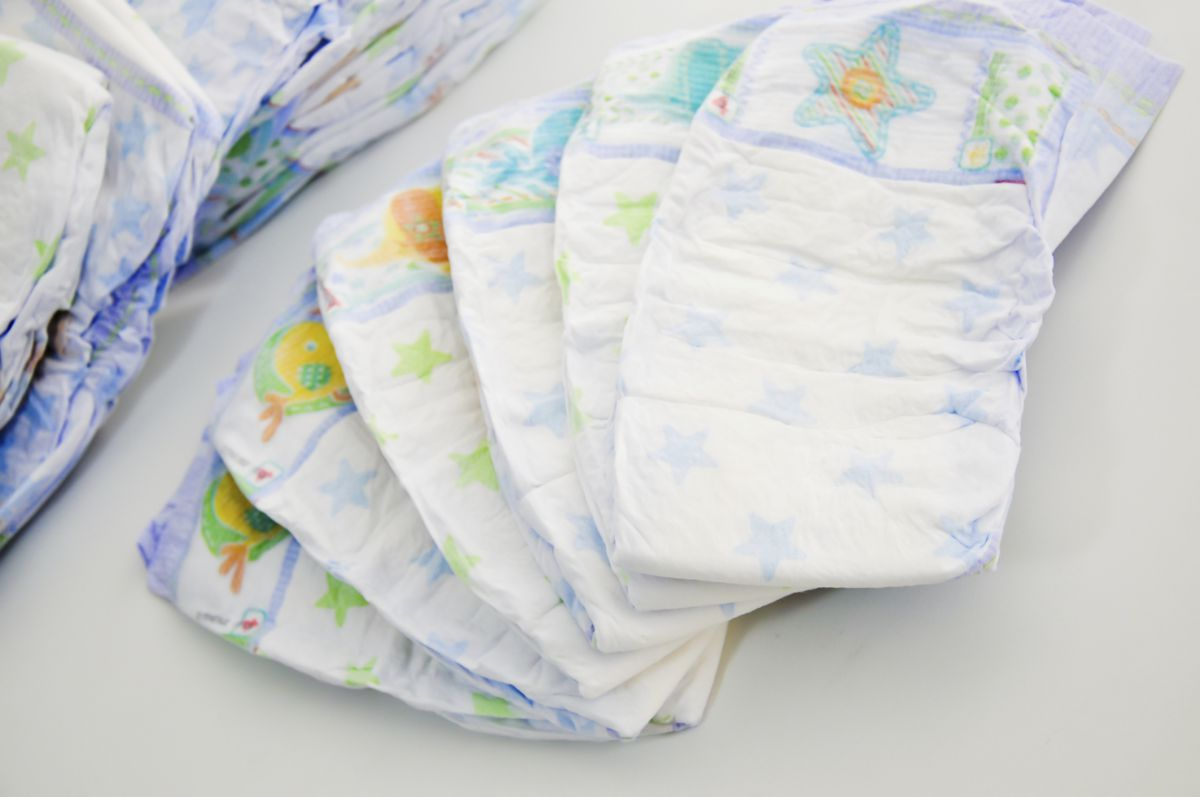 Легкие и удобные подгузники от интернет-магазина babyvil.ru