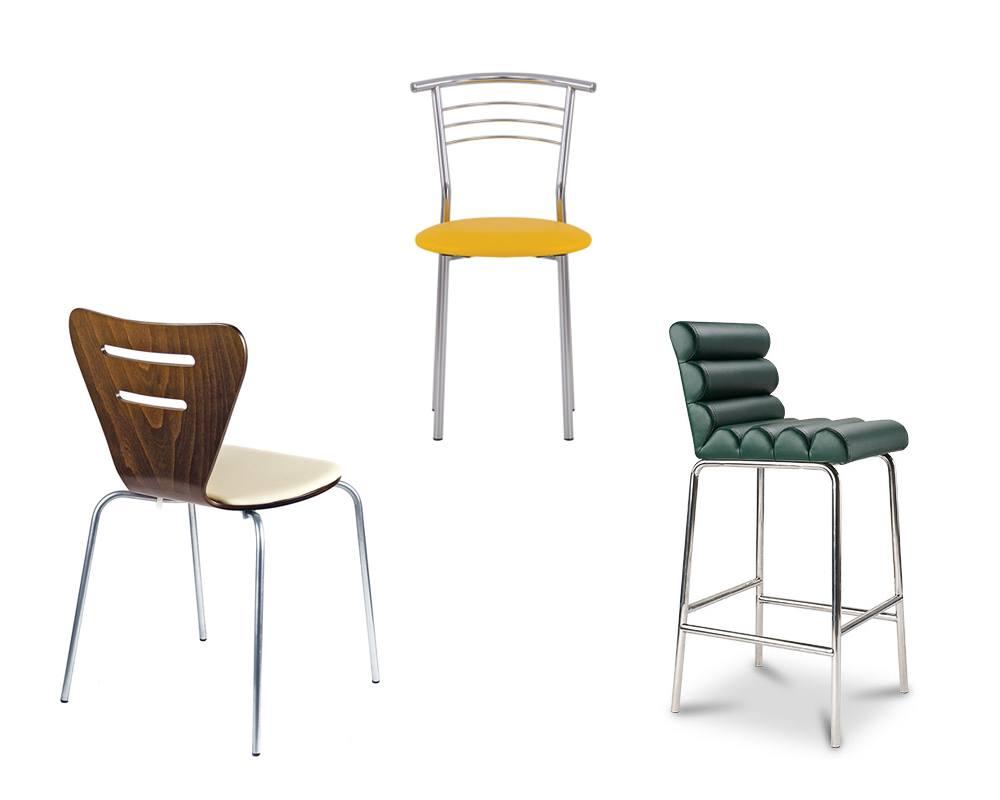 Купить прочные и стильные стулья онлайн