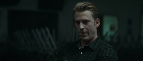 Marvel показал новые тизеры «Мстители: Финал» и «Капитан Америка»
