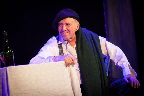 Умер актёр из «Любовь и голуби» народный артист Сергей Юрский
