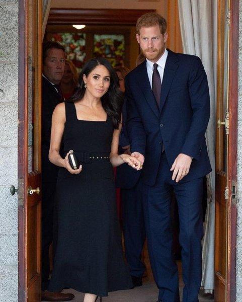 У ребенка принца Гарри и Меган Маркл нет шансов получить корону