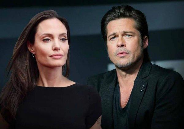 Публичный позор: Анджелина Джоли хочет обнародовать кадры с пьяным Брэдом Питтом