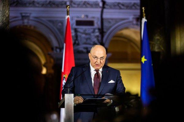 Президент ЕЕК Вячеслав Моше Кантор: просвещение в истории Холокоста может гарантировать евреям безопасное будущее