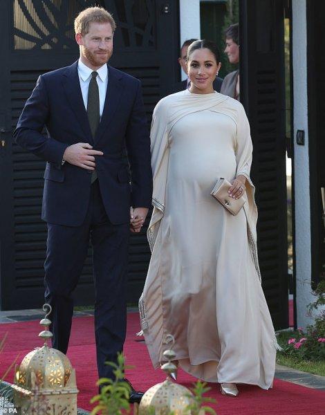 Меган Маркл и принц Гарри встретятся с правителем Марокко Мухаммедом VI
