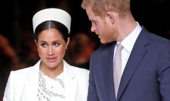 Тиран во дворце: Меган Маркл превратила принца Гарри в «мрачного и несчастного» мужчину