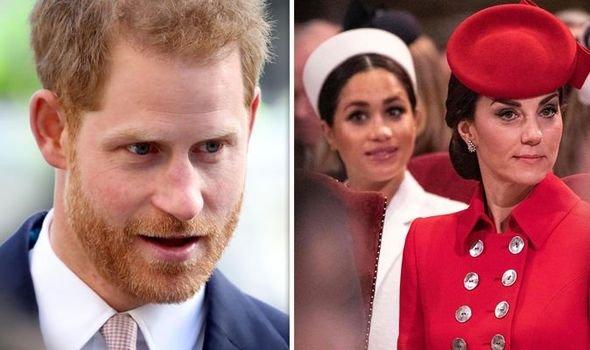 «У них нет ничего общего!»: Принц Гарри впервые отреагировал на конфликт Маркл и Миддлтон – СМИ