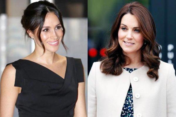 Королевское лицемерие: Меган Маркл и Кейт Миддлтон подписали договор о примирении