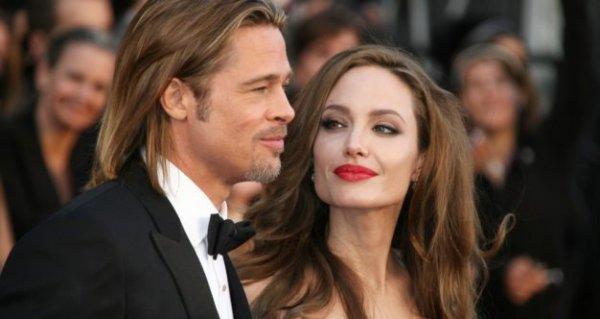 СМИ: Анджелина Джоли начала спиваться из-за Брэда Питта