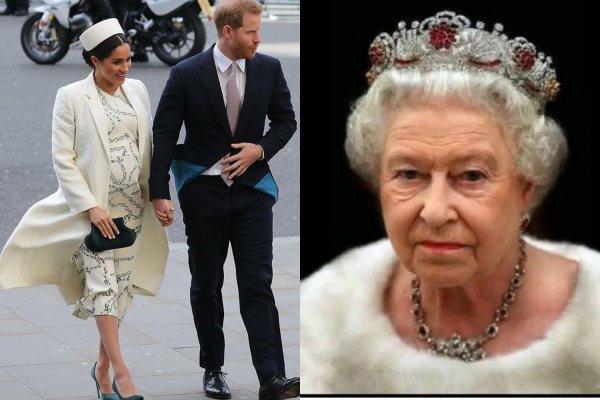 Сведет королеву в могилу: Меган Маркл выберет наследнику американское имя - Эксперт