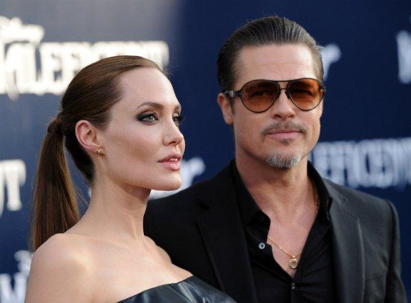 СМИ: Анджелина Джоли обанкротилась из-за развода с Брэдом Питтом