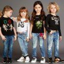 Родители прививают детям чувство стиля в одежде