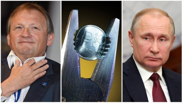 Борьба за «мозги»: Путин отчаянно пытается спасти убегающий из России бизнес