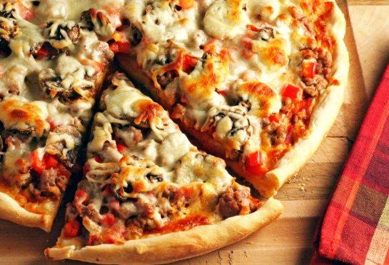 Программа для пиццерии