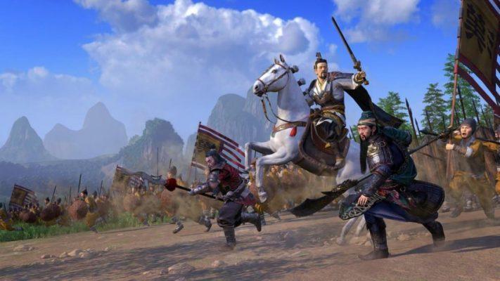 Total War: THREE KINGDOMS - невероятная компьютерная игра
