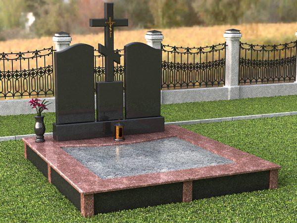 Изготовление памятников, надгробий и мемориальных комплексов из натурального камня