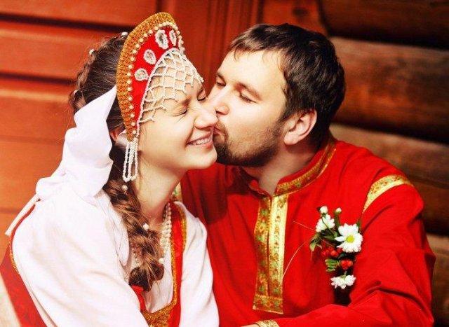 Русская свадьба обычаи и традиции